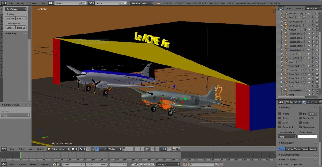 Play w/DC 3's (lrg)